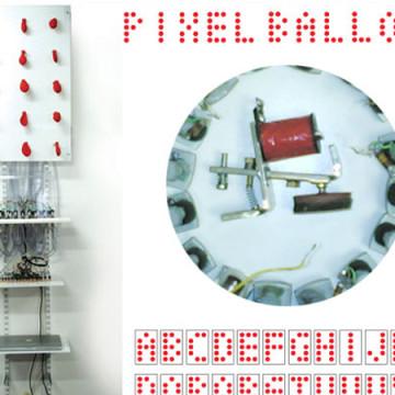 pixelballoon